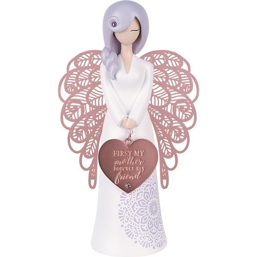 You Are An Angel Figurine - First My Mother Forever My Friend ALF005