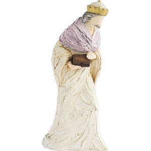 More Than Words Wise Man Purple (Gold) Figurine