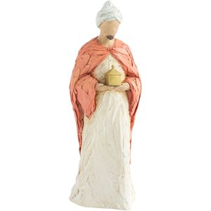 More Than Words Wise Man Red (Frankincense) Figurine