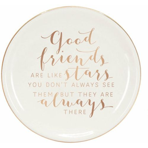You Are An Angel Trinket Dish - Good Friends
