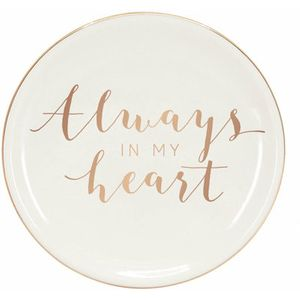 You Are An Angel Trinket Dish - Always In My Heart