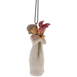 Willow Tree Bloom Hanging Ornament