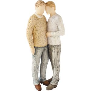 More Than Words Devoted Figurine