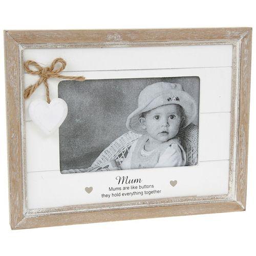 Willow Tree Figurine & Mum Photo Frame Set