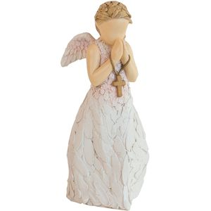 More Than Words Angel of Strength Figurine