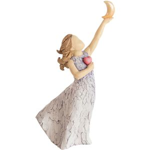 More Than Words Loved to the Moon & Back Figurine