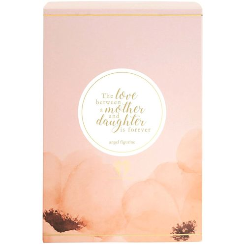 You Are An Angel Floral Figurine - Mother and Daughter AN040