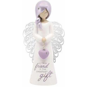 You Are An Angel Figurine - True Friend