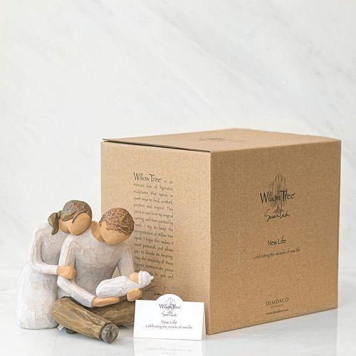 Willow Tree Gift New Life Figurine 26029
