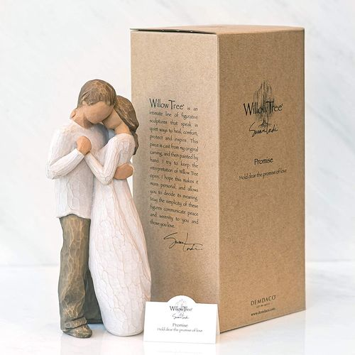 Willow Tree Promise Figurine 26121