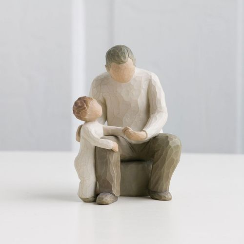 Willow Tree Grandfather Figurine 26058