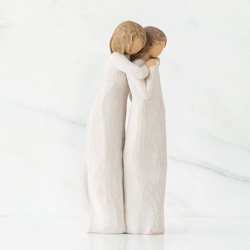 Willow Tree Chrysalis Mother and Daughter Figurine 26153