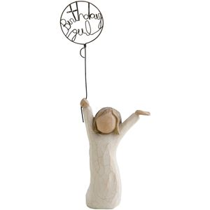 Willow Tree Birthday Girl Figurine