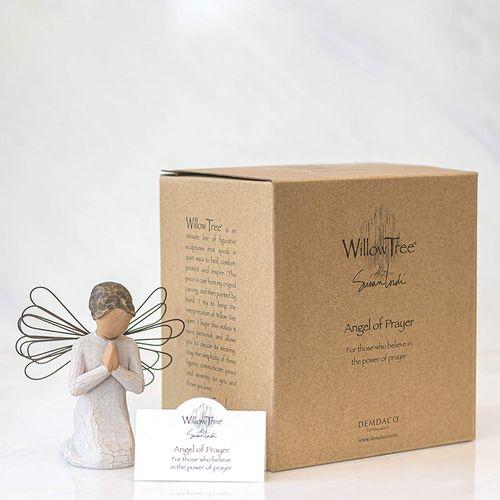 Willow Tree Angel of Prayer Figurine 26012